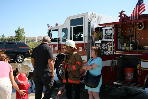 Public Safety Open House